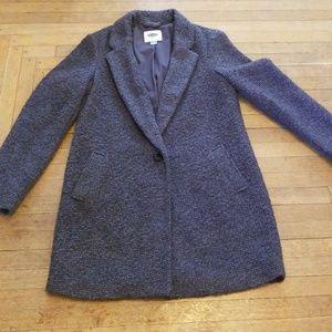 OLD NAVY fuzzy coat